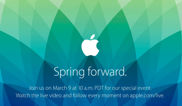 Apple iWatch Event March 2015